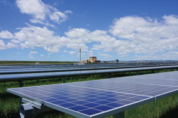 Rawhide Flats Solar
